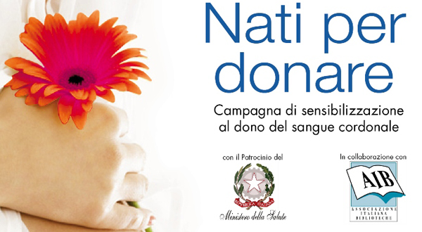 Campagna Nati per Donare
