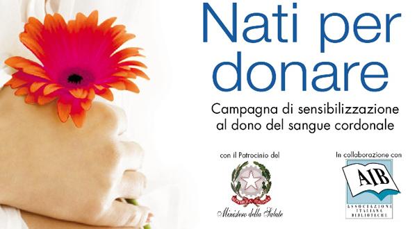 Campagna Nati per Donare